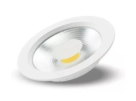 Luminária LED Downlight Embutir COB 30w Bivolt