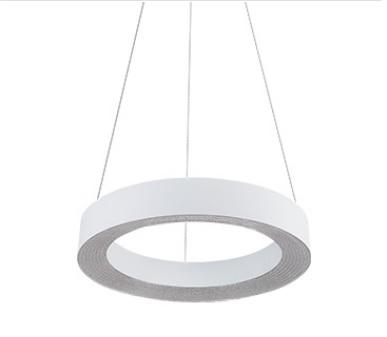 Luminária Pendente Vênus 3000k Branco Bivolt