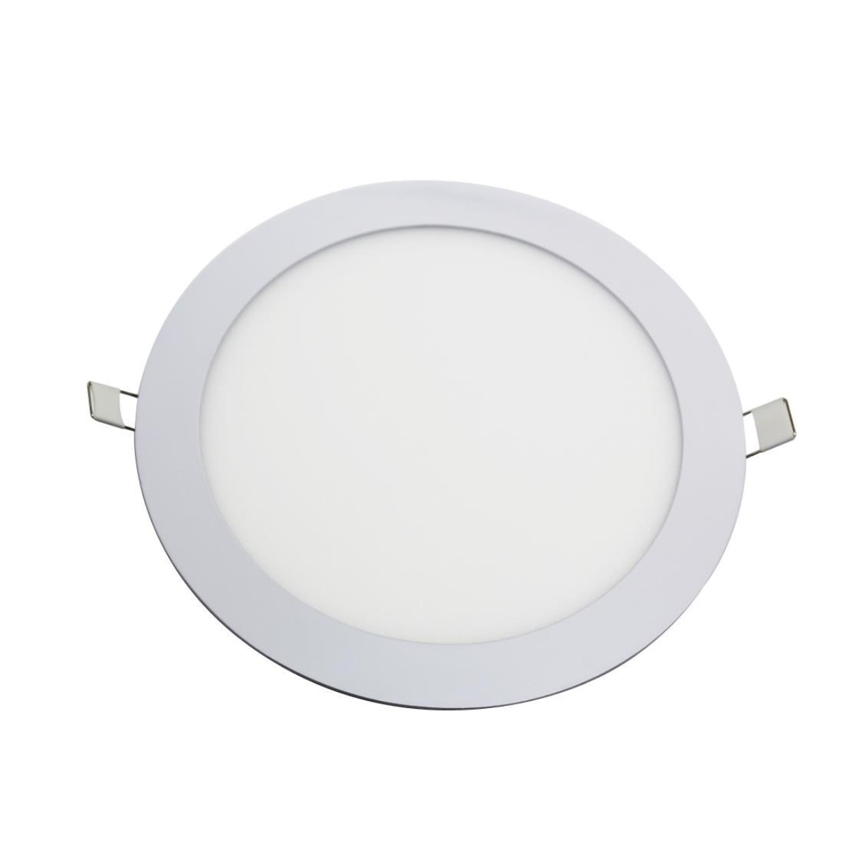 Painel LED de Embutir Redondo 18w 4000k