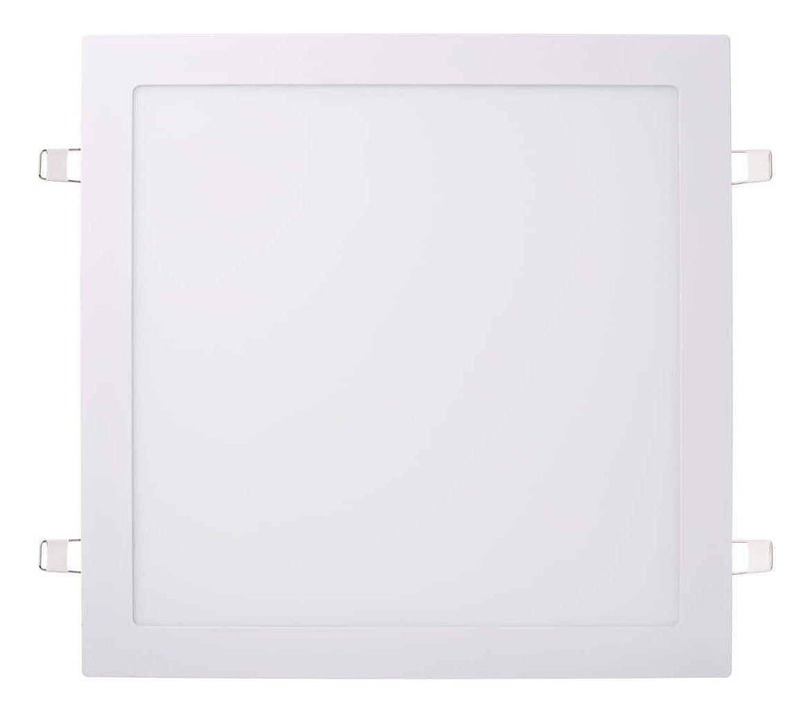 Painel Led Embutir 24w Quadrado 3000k - Luz Sollar