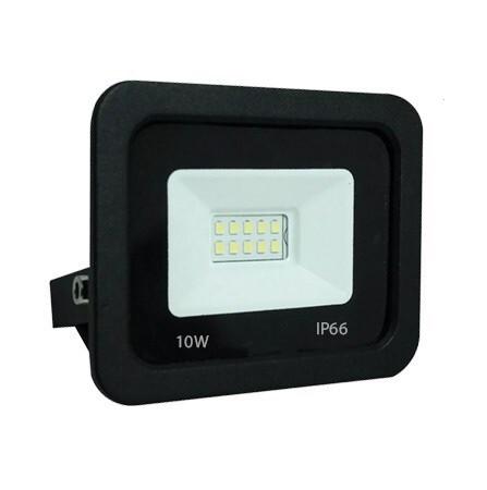 Refletor 10w LED 3000k Bivolt - R.L Lighting