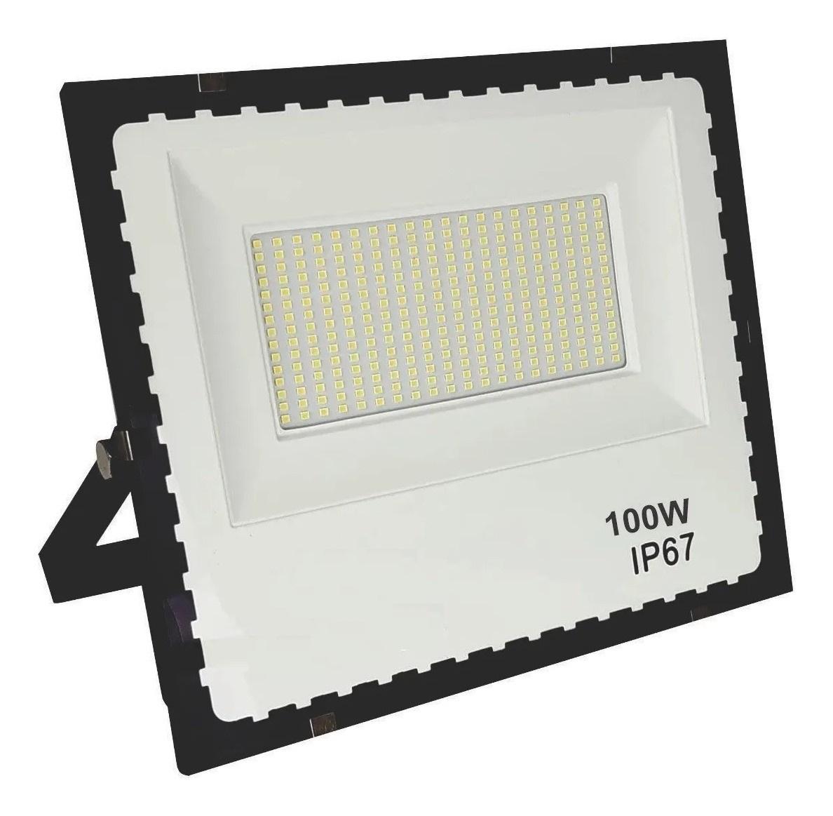 Refletor LED 100w 6000k