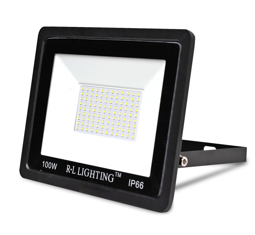 Refletor LED 100W Branco Quente - R.L. Lighting