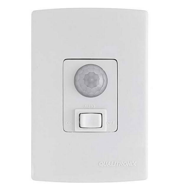 Sensor De Presença Fotocélula Interno Biv. Qualitronix Qi6m