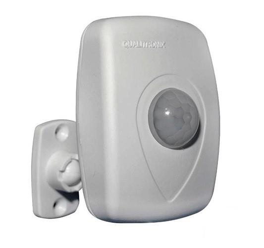 Sensor De Presença Parede Interno Bivolt Qualitronix - Qa21m