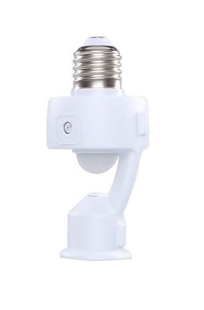 Sensor Soquete E27 Com Fotocelula e Ajustes - Margirius