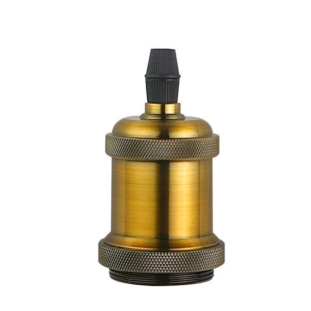 Soquete Gold e27 - META