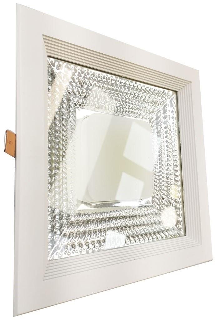 Spot Embutir COB 30w Quadrado 6500K Branco - GOOD LIGHTING