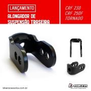 Alongador Amortecedor Traseiro Honda crf250f + 230