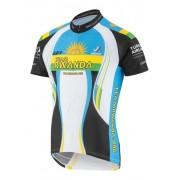 Camisa Ciclismo Louis Garneau Team Rwanda