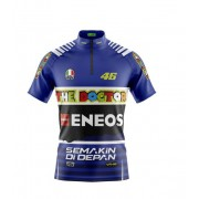 Camisa Ciclismo The Doctor