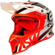 Capacete ASW Fusion 2.0 Blade Vermelho