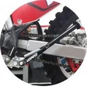 Cavalete Lateral (Descanso)Honda Crf250f  + Alto 4mm