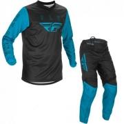 Conjunto Calça + Camisa Fly F-16 2021 Azul