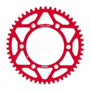 Coroa de Alumínio Oxxy Honda CRF230/250/450 53z Vermelho