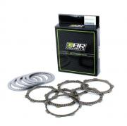 Discos de Embreagem+ Separadores BR Parts CRF250R 04/07  CRF250X 04/16 + KTM SX-F 250 06/12