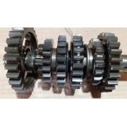 Engrenagem Cambio + Eixo  Yamaha WR400 98/2001   (Varias ) consulte nos Cada
