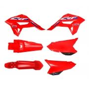 Kit Plástico CRF230 F21 Amx