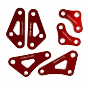 Kit Suporte do Motor CRF250F OXXY