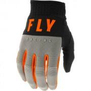 Luva Fly F-16 Glove Cinza/Preto/Laranja