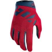 Luva Fox Ranger Glove Vermelho/Cinza