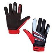 Luva IMS Flex Gloves Preto/Vermelho/Branco