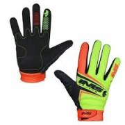 Luva IMS Flex Gloves Verde/Laranja Fluor