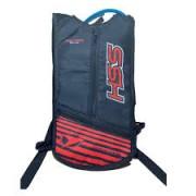 Mochila de Hidratação HSS Racing Tec 3 - 2 Litros Hidra Power Preta/Vermelha