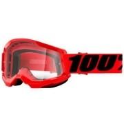 Óculos 100% Strata 2 Clear