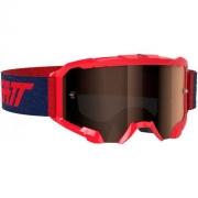 Óculos LEATT Velocity 4.5 Iriz Vermelho