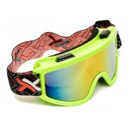 Óculos Mattos Racing MX Fluor Espelho