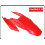 Paralama Traseiro Gas Gas  250/300 2007/08 Vermelho