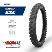 Pneu Borilli Exc B007 80/100-21
