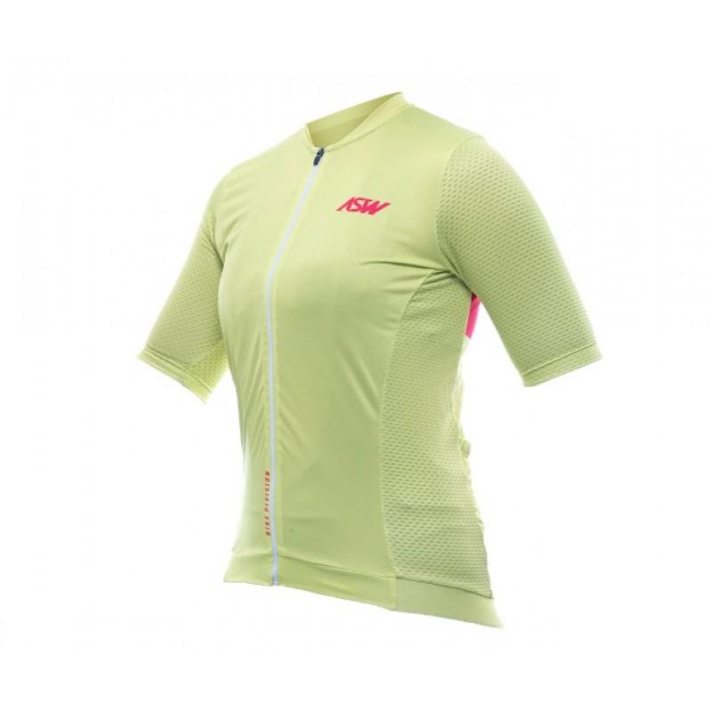 Camisa ASW Endurance Streak Menta Feminina