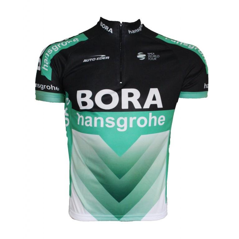 Camisa Ciclismo Bora