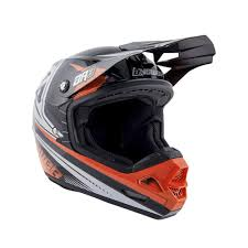 Capacete Answer Racing AR3 Charge Laranja