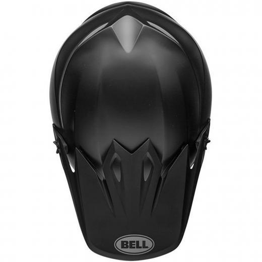 Capacete Bell Mx-9 Mips Solid Black