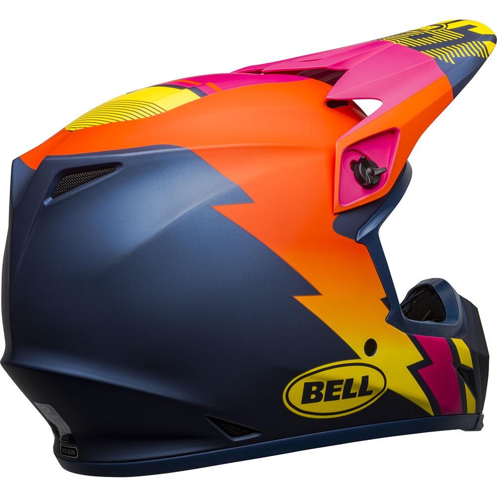 Capacete Bell Mx-9 Mips Strike 2021