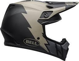 Capacete Bell MX-9 Mips Strike Matte Khaki/ Black