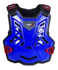 Colete AMX Control Azul