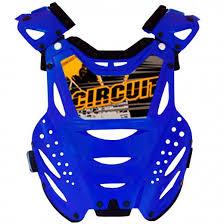 Colete Circuit Under Azul