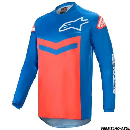 Conjunto Calça + Camisa Alpinestars Fluid Speed 2021