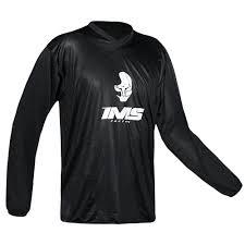 Conjunto Calça+Camisa IMS Racing Motocross Preto