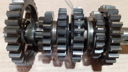 Engrenagem Cambio + eixo Honda cr125 95/98