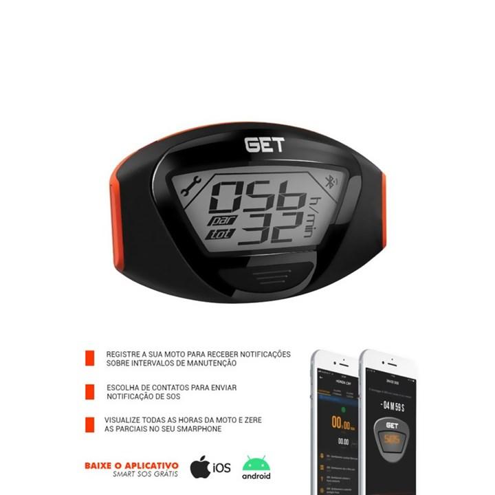Horímetro GET Smart SOS