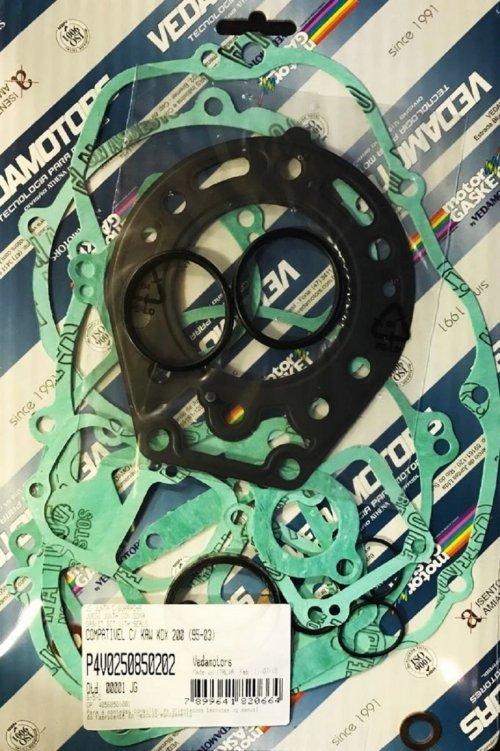 Jogo Junta Kawasaki KDX200 89/94