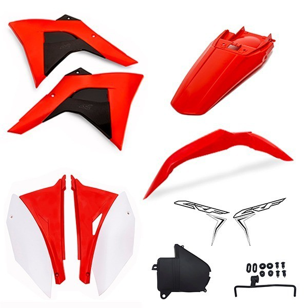 Kit Plástico Crf230 AMX Premium
