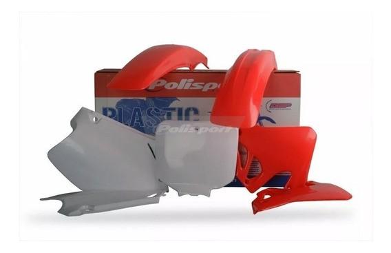Kit Plástico Cr125r 95/96 Polisport