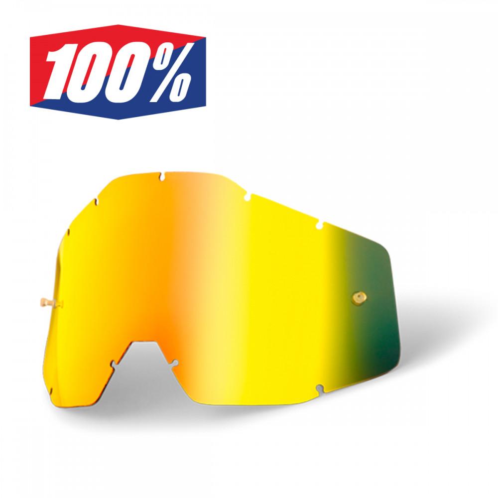 Lente Óculos 100% Espelhada Original