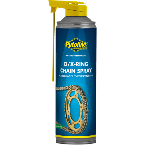 Lubrificante de Corrente Putoline O/X - Ring 500ml